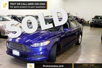 2014 Ford Fusion SE | Plano, TX | First Car Automotive Group in Plano, Dallas, Allen, McKinney TX