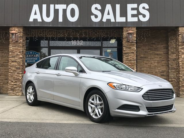 2014 Ford Fusion SE Silver 2014 Ford Fusion SE FWD 6-Speed Automatic 25L iVCT 3422 HighwayCity