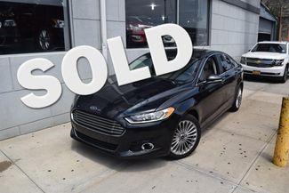 2014 Ford Fusion Titanium Richmond Hill, New York