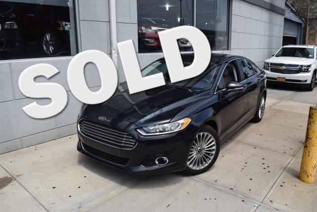 2014 Ford Fusion Titanium Richmond Hill, New York 0