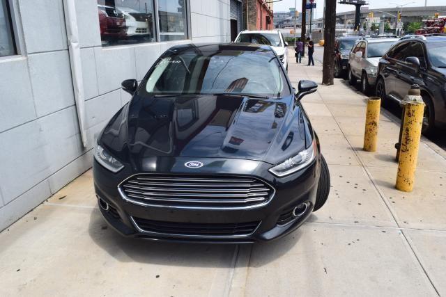 2014 Ford Fusion Titanium Richmond Hill, New York 2