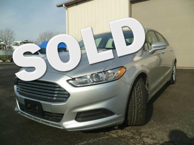 2014 Ford Fusion SE Roscoe, Illinois 0