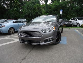 2014 Ford Fusion SE NAVIGATION. LTHR. SUNRF. WHEELS SEFFNER, Florida