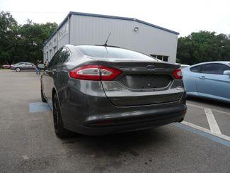 2014 Ford Fusion SE NAVIGATION. LTHR. SUNRF. WHEELS SEFFNER, Florida 9