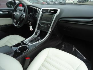 2014 Ford Fusion SE LEATHER. CAMERA. WHEELS SEFFNER, Florida 3