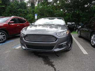 2014 Ford Fusion SE LEATHER. CAMERA. WHEELS SEFFNER, Florida 5