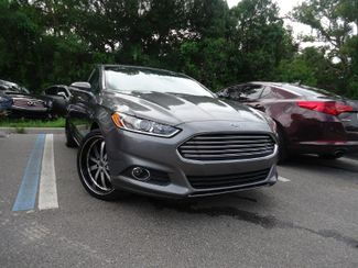 2014 Ford Fusion SE LEATHER. CAMERA. WHEELS SEFFNER, Florida 6