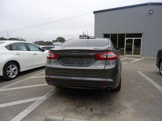 2014 Ford Fusion SE ECO BOOST LUXURY PK. LEATHER. NAVI. CAMERA SEFFNER, Florida 12