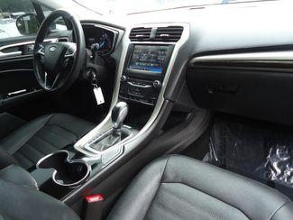 2014 Ford Fusion SE ECO BOOST LUXURY PK. LEATHER. NAVI. CAMERA SEFFNER, Florida 16