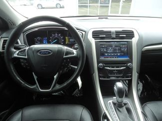 2014 Ford Fusion SE ECO BOOST LUXURY PK. LEATHER. NAVI. CAMERA SEFFNER, Florida 18