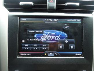 2014 Ford Fusion SE ECO BOOST LUXURY PK. LEATHER. NAVI. CAMERA SEFFNER, Florida 2