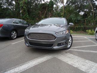 2014 Ford Fusion SE ECO BOOST LUXURY PK. LEATHER. NAVI. CAMERA SEFFNER, Florida 6