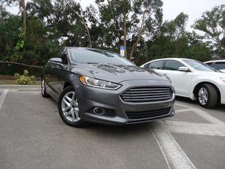 2014 Ford Fusion SE ECO BOOST LUXURY PK. LEATHER. NAVI. CAMERA SEFFNER, Florida 7