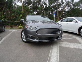 2014 Ford Fusion SE ECO BOOST LUXURY PK. LEATHER. NAVI. CAMERA SEFFNER, Florida 8