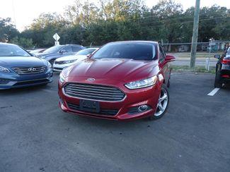 2014 Ford Fusion SE NAVIGATION SUNROOF WHEELS SEFFNER, Florida 7