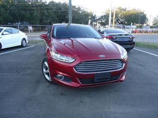 2014 Ford Fusion SE NAVIGATION SUNROOF WHEELS SEFFNER, Florida 9