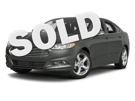 2014 Ford Fusion SE in