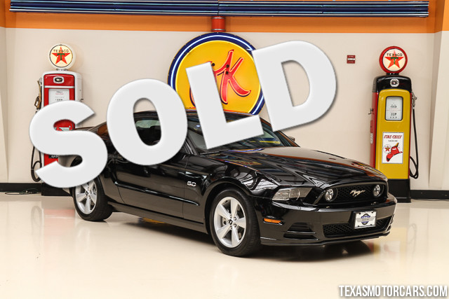 2014 Ford Mustang GT This Carfax 1-Owner 2014 Ford Mustang GT is in great shape with 6 936 miles