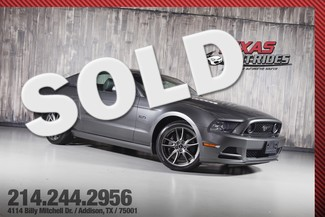 2014 Ford Mustang GT Premium Track Package With Upgrades in Addison