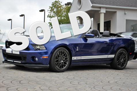 2014 Ford Mustang Shelby GT500 Convertible SVT Performance PKG  in Alexandria, VA