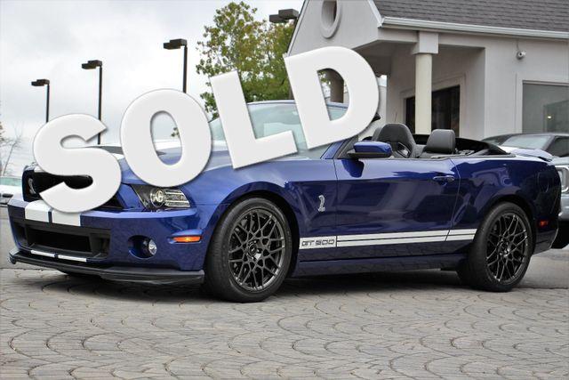 2014 Ford Mustang Shelby GT500 Convertible SVT Performance PKG  in Alexandria VA