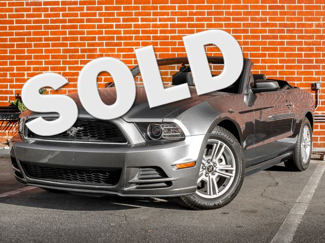 2014 Ford Mustang V6 Burbank, CA 0