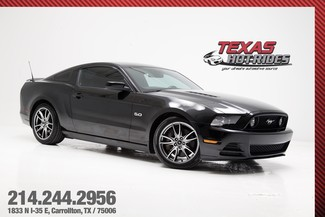 2014 Ford Mustang GT Track Package w/ Recaros in Carrollton