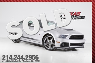 2014 Ford Mustang GT Roush Stage-2 With Only 94 Miles! 1 OF 1 in Carrollton