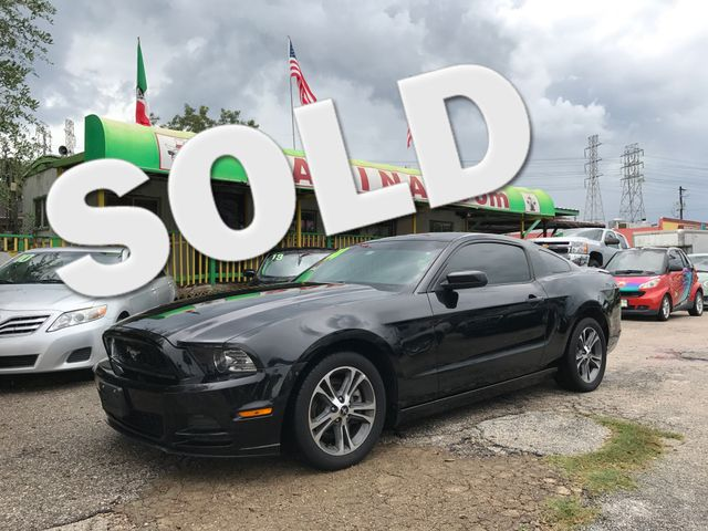 2014 Ford Mustang V6 Premium Houston, TX 0