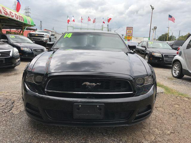 2014 Ford Mustang V6 Premium Houston, TX 3