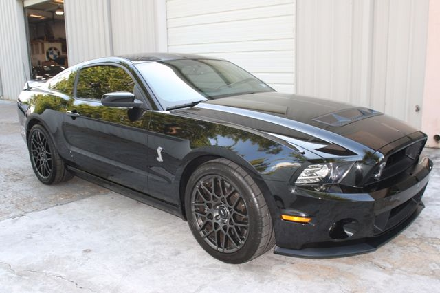 2014 Ford Mustang Shelby GT500 Houston, Texas 1