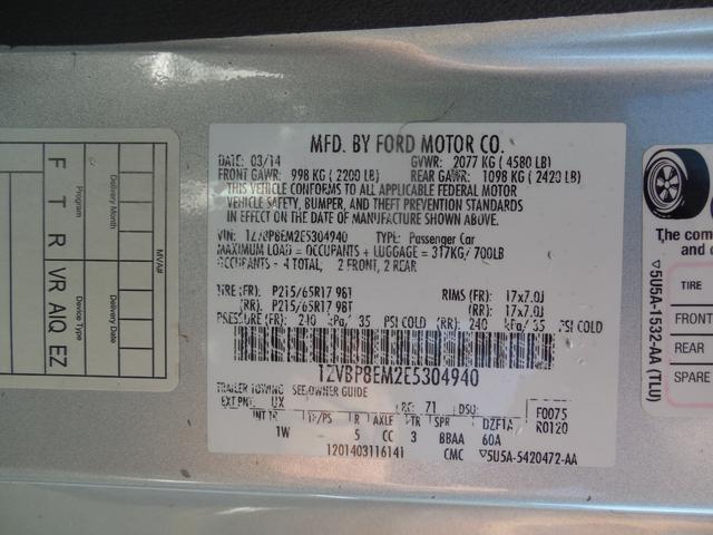 2014 Ford Mustang V6 Leesburg, Virginia 29