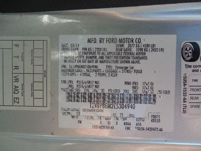 2014 Ford Mustang V6 Leesburg, Virginia 58