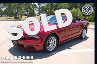 2014 Ford Mustang GT Convertible CERTIFIED PRE-OWNED in Garland