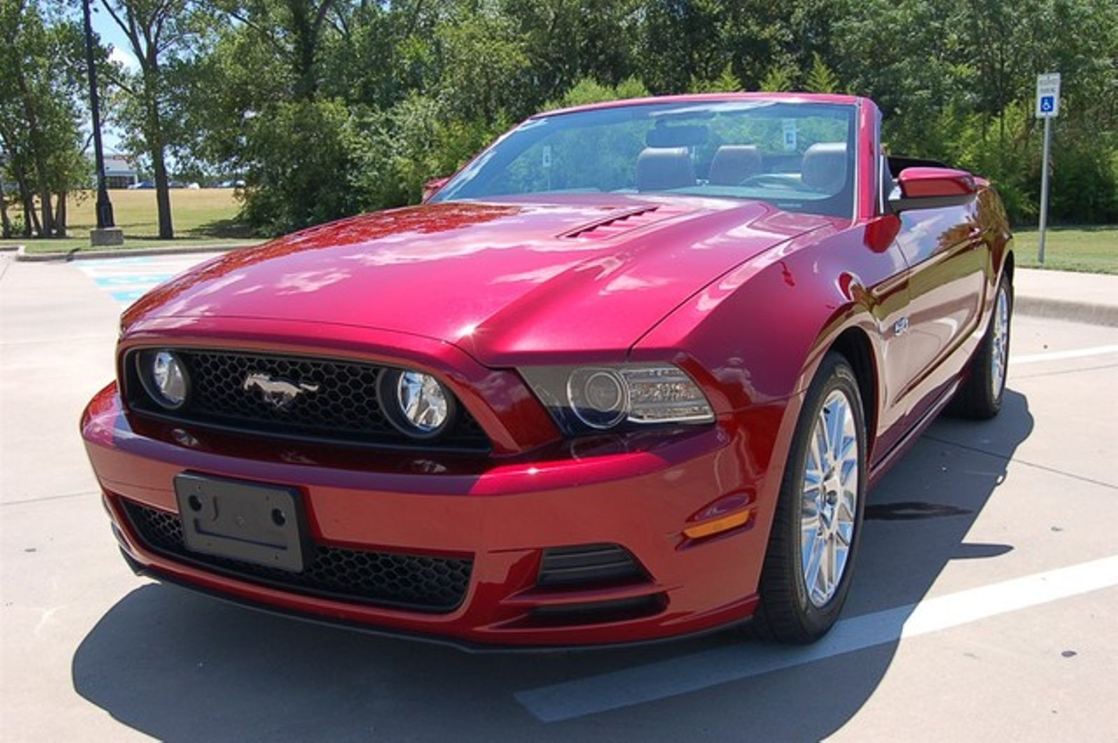 2014 ford mustang gt convertible certified pre owned. Black Bedroom Furniture Sets. Home Design Ideas