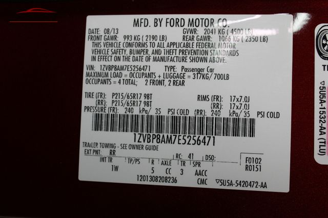 2014 Ford Mustang V6 Merrillville, Indiana 43