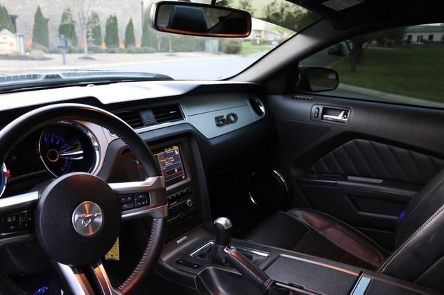 2014 Ford Mustang GT Premium Mooresville, North Carolina 10