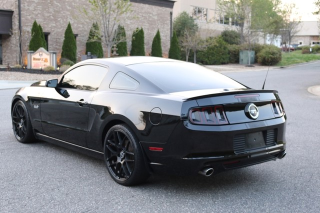 2014 Ford Mustang GT Premium Mooresville, North Carolina 4