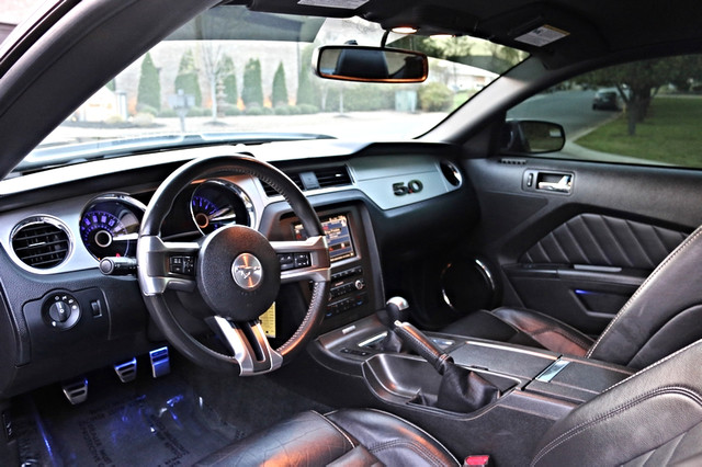 2014 Ford Mustang GT Premium Mooresville, North Carolina 8