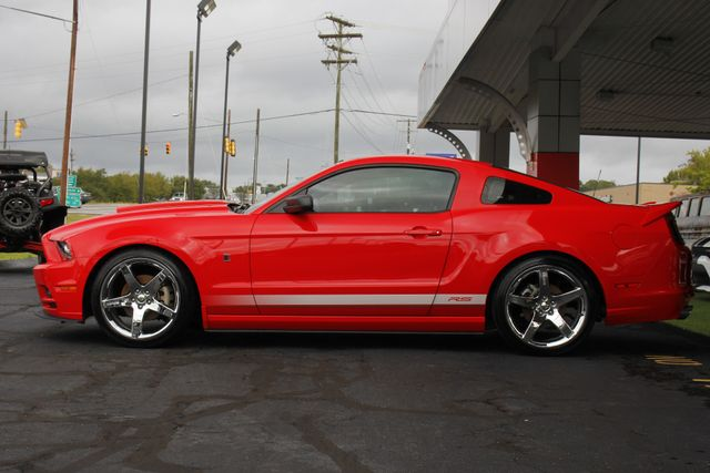 2014 Ford Mustang LOWERED CONVERSION - ROUSH RS EDITION! Mooresville , NC 17