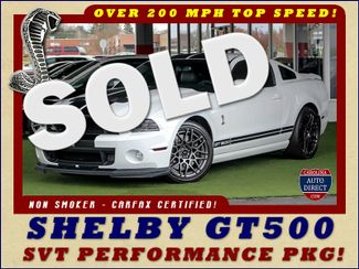 2014 Ford Mustang Shelby GT500 w/ SVT PERFORMANCE PKG! Mooresville , NC