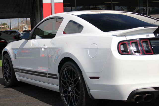 2014 Ford Mustang Shelby GT500 w/ SVT PERFORMANCE PKG! Mooresville , NC 28