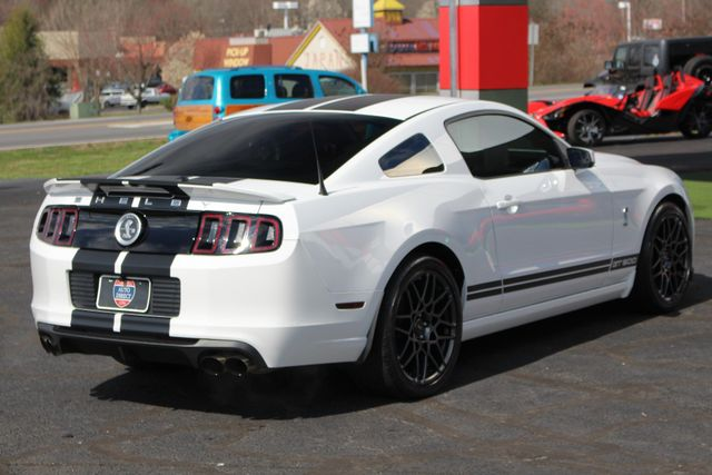 2014 Ford Mustang Shelby GT500 w/ SVT PERFORMANCE PKG! Mooresville , NC 25