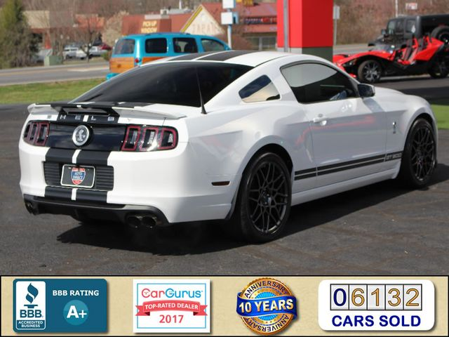 2014 Ford Mustang Shelby GT500 w/ SVT PERFORMANCE PKG! Mooresville , NC 2