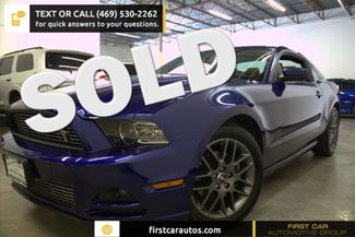 2014 Ford Mustang Premium   Plano, TX   First Car Automotive Group in Plano, Dallas, Allen, McKinney TX