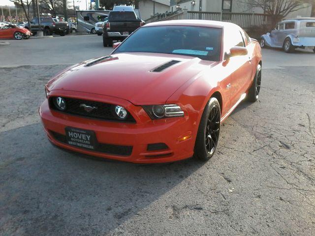 2014 Ford Mustang GT San Antonio, Texas 1