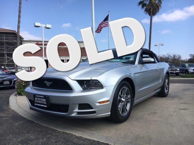 2014 Ford Mustang Base | San Luis Obispo, CA | Auto Park Superstore in San Luis Obispo CA