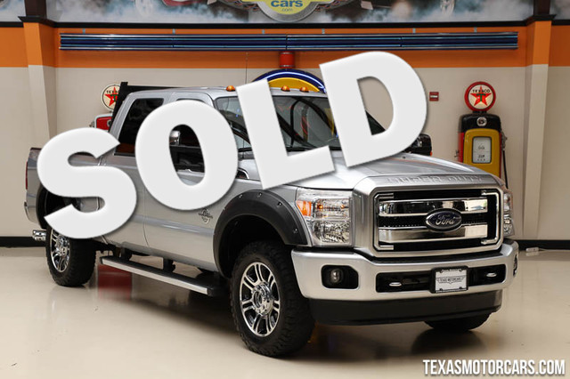 2014 Ford Super Duty F-250 Platinum This Carfax 1-Owner 2014 Ford Super Duty F-250 Platinum is in