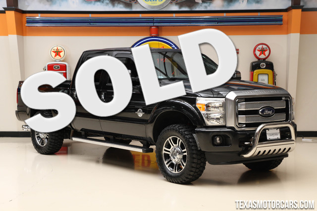 2014 Ford Super Duty F-250 Platinum 4x4 This Carfax 1-Owner 2014 Ford Super Duty F-250 Platinum is