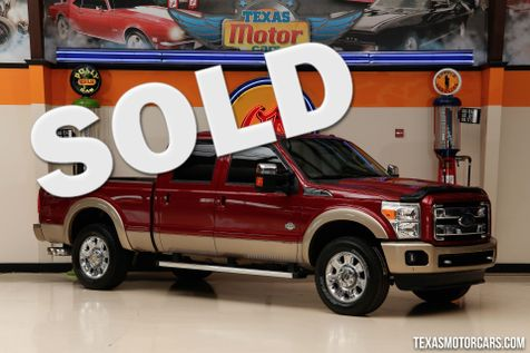 2014 Ford Super Duty F-250 Pickup King Ranch in Addison